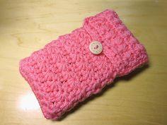 Ravelry: Crochet Cell Phone Case pattern by Teresa Richardson