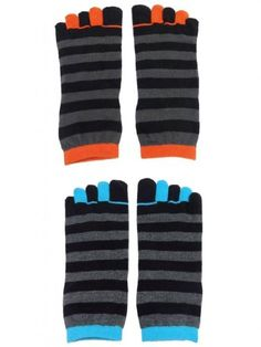 Saingace 1 Pair Child Girl Kneepad Socks Long Sock Winter Keep Warm Stripe Leg Warmer