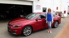 Pinterest friends I just hit 500 subscribers on YouTube. Please help me on my way to 600. Here is my Channel: https://www.youtube.com/WayneUlery Congrats to Shari on her 2016 Chevrolet Malibu Premier  by Wayne Ulery.  See what Wayne's Chevrolet Family has to say at http://wyn.me/1sYEquQ Contact Wayne at 330.333.0502.  See behind the scenes at http://wyn.me/1W9nqys  Find Wayne Ulery at Columbiana Cadillac Buick Chevrolet.  Your local Youngstown Austintown Boardman Canfield Poland Sharon…