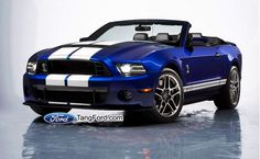 2015 Ford Shelby GT500 Cabriolet Release Date