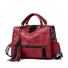 Vintage Handbags Black Leather Handbag Big Bags Tophandle Bags Casual Tote Sac A Main Femme Color Black Tote Handbags, Purses And Handbags, Cheap Handbags, Popular Handbags, Cheap Purses, Fall Handbags, Ladies Handbags, Cheap Bags, Handbags Online