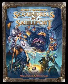 Lords of Waterdeep: Scoundrels of Skullport Expansion Board Game Wizards of the Coast http://smile.amazon.com/dp/0786964502/ref=cm_sw_r_pi_dp_muszwb089QQ4A