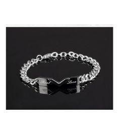 Feliratos karkötő szett pároknak, nemesacélból - Real Love Paros, Diamond, Jewelry, Fashion, Moda, Jewlery, Jewerly, Fashion Styles, Schmuck