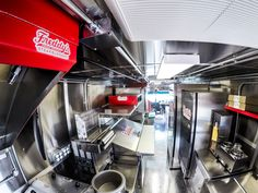 Freddy's Frozen Custard Food Truck built by Cruising Kitchens the largest mobile business manufacturer in the world! Food Truck - Mobile Business - Build a Food Truck Freddy's Frozen Custard, Custom Food Trucks, Mobile Food Trucks, Mobile Business, Mobile Marketing, Cars For Sale, A Food, Kitchens, Building