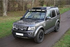 Lazer LED Lights - Land Rover Discovery (1)