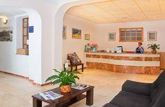 Hotel RH Canfali - Recepción
