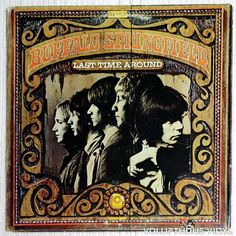 Buffalo Springfield ‎– Last Time Around #folkrock #countryrock
