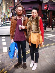 London / 2012  Por Olivia Rambelli  (www.themarkmag.com)