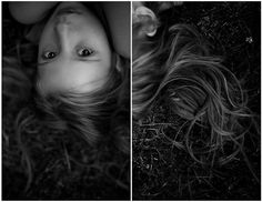 portrait of a child by Roxanne Bryant Photography