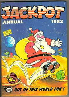 Jackpot Annual 1982 by Fleetway/IPC