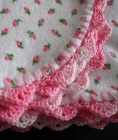 SewChic: Crochet Edging