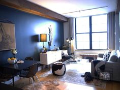 Sheena's Converted Warehouse Apartment in DUMBO