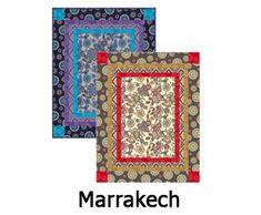 Free Quilt Pattern: Marrakech! Designed for our Shannon Studio #ShannonCuddle Majestic Collection http://www.shannonfabrics.com/new-arrivals-majestic-c-933_919.html?zenid=c74fef21374f0b55b8cc2a6053c1b258. FREE download here: http://shannonfabrics.com/download_patterns/Marrakech-revised.pdf