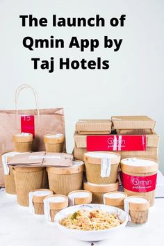 In this age when food delivery is important and jey game changer, Taj Hotels launch Qmin the App for food delivery, Read all about it here. #Qmin #fooddelivery #Tajhotels #Tajbengal #Vivanta #Chinoiserie