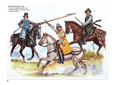 Dutch Armies of the 80 Years' War 1568–1648 CIVIL WAR CAVALRY, c. 1580