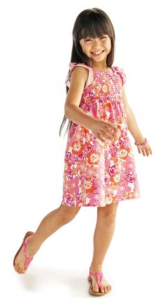 Spring dresses for kids and adults