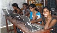 Laptops provided to Care Sri Lanka