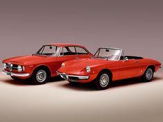 Alfa Romeo GT 1300 Junior & Spider 1300 Junior