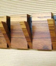 How to Build a Modern Coat Rack Woodworking With Resin, Woodworking Store, Woodworking Projects, Woodworking Plans, Diy Furniture Projects, Wood Projects, Coat And Shoe Rack, Coat Racks, Peg Board Walls