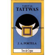 El Tarot de los Tattwas, de José Antonio Portela