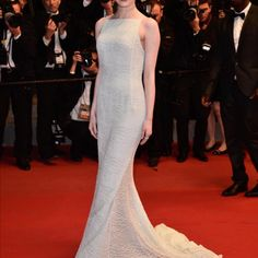 Cannes Film Festival - Red Carpet Runway Fashion - Dresses