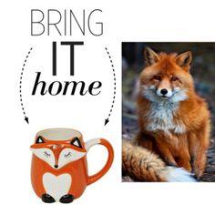 Bring It Home: Fox Mug