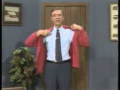 """xoJane article on Fred Rogers featuring a comment Rogers' """"top ten most influential books"""""""