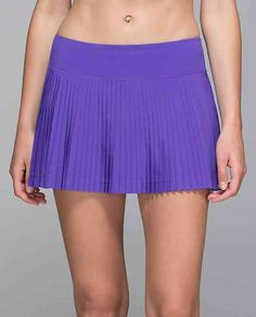 Iris flower pleat to street skirt II size 6