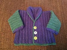 Ravelry: Little Darling Newborn Cardigan pattern by Laura Tegg