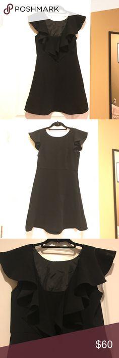BCBG Generation black cocktail dress Quality like new - worn twice BCBGeneration Dresses