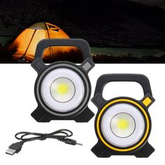 30w usb rechargeable solar cob led portable flood light outdoor garden lantern work spot lamp Sale - Banggood.com Bosnia And Herzegovina, Grenadines, Republic Of The Congo, St Kitts And Nevis, Laos, Usb, Sports, Hs Sports, Excercise