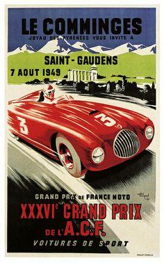 XXXVI Grand Prix :: Andre Bermond, 1949.