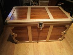 Toy Box - by doubleDD @ LumberJocks.com ~ woodworking community