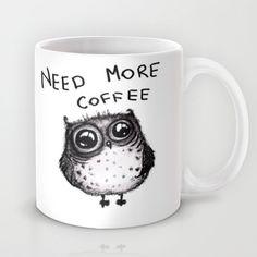precisamos de mais caneca de café