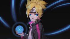 Boruto Uzumaki Rasengan Boruto Anime Wallpaper