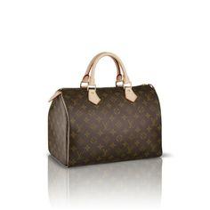 Louis Vuitton Speedy 30 M41526