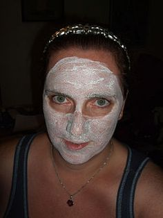 How to do acne/scar reducing mask, I must try this!