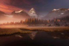 Landscape Photography by Alister Benn