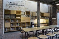 Co-Sharing Office by Andyrahman Architect, Sidoarjo Regency – Indonesia