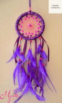 Buy Mystic Dreamcatchers online only on www.utopiancraftsmen.com  To buy Mystic…