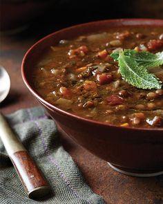 Persian Lentil Soup | Sweet Paul Magazine