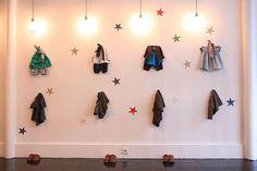 sweet store display
