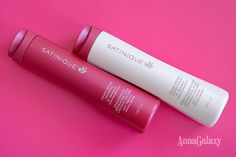 Anna Galaxy: Amway. Шампунь для окрашенных волос SATINIQUE и кондиционер для окрашенных волос SATINIQUE