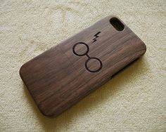 Harry Potter iPhone 6 case wood iPhone 6 Plus case by WoWood