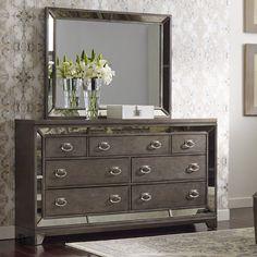 Avalon Furniture Lenox 7 Drawer Dresser - DICS263