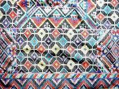 PHILIPPINE TEXTILE 275 (Elmer I. Nocheseda ng Pateros) Tags: history colors thread beautiful pattern geometry traditional philippines textile fabric filipino ethnic weave filipinas elmernocheseda