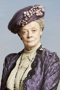 """You are Violet, Dowager Countess of Grantham. You're the imperious, aristocratic head of your family who (almost) always gets her way, and you don't suffer fools gladly. Though you're often bossy and arrogant, you're surprisingly adaptable and exceptionally loyal to the people you love. By the way, you also get all the best lines, so we hope you're ready for immortality. But you should really look up the definition of """"weekend."""""""