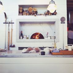 Well, it's clear. I need a fireplace in my kitchen. PERIOD. Elephantine: The Whale Wins