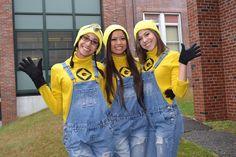 minions halloween costumes   #halloween #halloweencostumes #easyhalloweencostumes #diyhalloweencostumes #diyhalloween #halloweencostumesideas #halloweenfashion #thefashionfunda #halloween2015