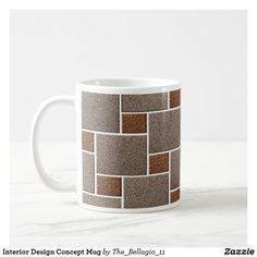 Sip from one of our many Colorful coffee mugs, travel mugs and tea cups offered on Zazzle. Personalized Products, Custom Mugs, Mug Designs, Tea Cups, Coffee Mugs, Concept, Interior Design, Tableware, Office Gifts